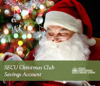 christmas club savings account
